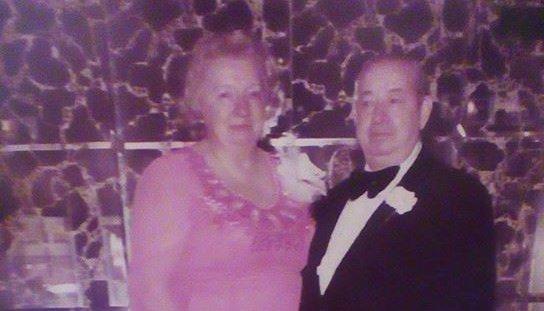 Louis and Bertha Balog